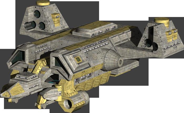 """DU5-7Y """"Hegemon"""" Asteroid Miner Dsy_mining"""